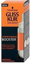 Düfte, Parfümerie und Kosmetik Repair-Booster mit Keratin für kraftloses und erschöpftes Haar - Schwarzkopf Gliss Kur Strength Booster