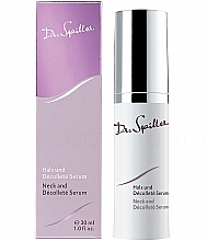 Düfte, Parfümerie und Kosmetik Hals- und Dekolletéserum mit Lifting-Effekt - Dr. Spiller Breast and Decollete Lift Serum