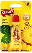Düfte, Parfümerie und Kosmetik Lippenbalsam mit Ananas- und Pfefferminzgeschmack SPF 15 - Carmex Lip Balm