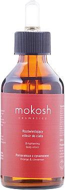 Aufhellendes Körperelixier mit Orange und Zimt - Mokosh Cosmetics Brightening Body Elixir — Bild N1