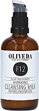 Düfte, Parfümerie und Kosmetik Feuchtigkeitsspendende Gesichtsreinigungsmilch - Oliveda F12 Cleansing Milk Hydrating