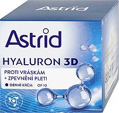 Düfte, Parfümerie und Kosmetik Straffende Anti-Falten Tagescreme - Astrid Hyaluron 3D