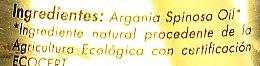 Arganöl - Gold Tree Barcelona Organic Argan Oil — Bild N3