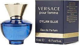 Düfte, Parfümerie und Kosmetik Versace Pour Femme Dylan Blue - Eau de Parfum (mini)