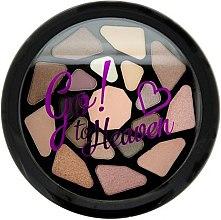 Düfte, Parfümerie und Kosmetik Lidschatten-Palette mit 19 Farben - I Heart Revolution