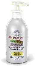 Düfte, Parfümerie und Kosmetik Flüssigseife Zitrone - Ma Provence Liquid Marseille Soap Lemon