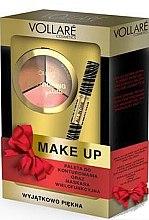 Düfte, Parfümerie und Kosmetik Make-up Set (Wimperntusche 12ml+Rouge Trio 18ml) - Vollare