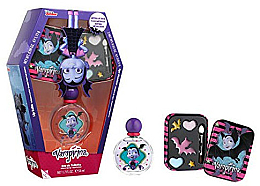 Düfte, Parfümerie und Kosmetik Air-Val International Disney Vampirina - Duftset (Eau de Toilette 50ml + Make-up Set)