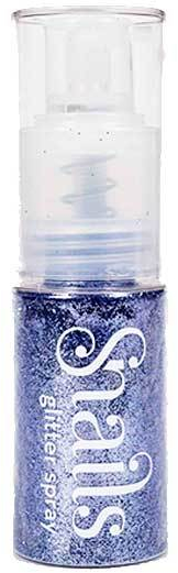 Haar & Körper Glitzerspray - Snails Body And Hair Glitter Spray — Bild Light Violet