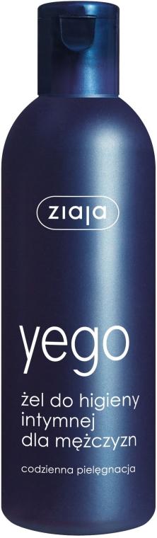 Intimpflegegel für Männer - Ziaja Intimate gel for Men