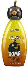 Düfte, Parfümerie und Kosmetik Adidas Get Ready for Him - Air-Val International Angry Birds The Bomb Gel-Shampoo