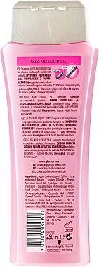 Nährendes Shampoo für trockenes und geschädigtes Haar - Schwarzkopf Gliss Kur Liquid Silk Shampoo — Bild N2