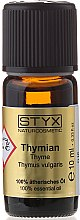 Düfte, Parfümerie und Kosmetik Ätherisches Thymianöl - Styx Naturcosmetic