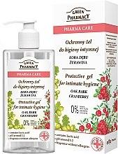 Düfte, Parfümerie und Kosmetik Schützendes Gel für die Intimhygiene - Green Pharmacy Protective Gel