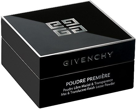 Gesichtspuder - Givenchy Poudre Premiere Mat & Translucent-finish Loose Powder — Bild N1