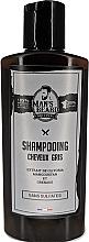 Düfte, Parfümerie und Kosmetik Sulfatfreies Shampoo für graues Haar - Man'S Beard Shampooing Cheveux Gris Sans Sulfates