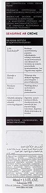 Gessichtscreme - SVR Sensifine Anti-Recidive Creme — Bild N3