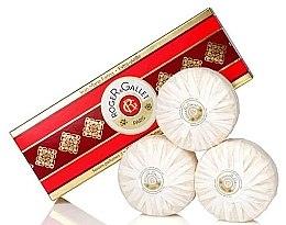 Düfte, Parfümerie und Kosmetik Seifenset Jean Marie Farina - Roger & Gallet Jean Marie Farina Perfumed Soaps (Seife 3x100g)