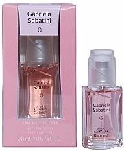Düfte, Parfümerie und Kosmetik Gabriela Sabatini Miss Gabriela - Eau de Toilette