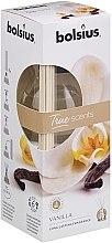 Düfte, Parfümerie und Kosmetik Raumerfrischer Vanille - Bolsius Fragrance Diffuser True Scents Vanilla