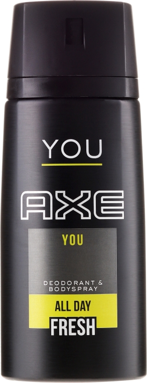 "Deospray ""You"" - Axe You Deodorant Spray — Bild N1"