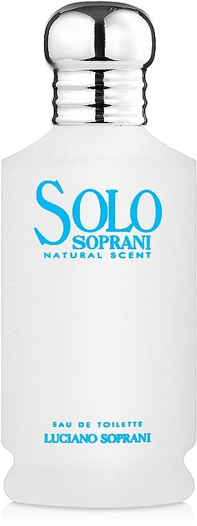Luciano Soprani Solo Soprani - Eau de Toilette — Bild N1