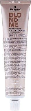 Blond Weißkaschierungscreme - Schwarzkopf Professional BlondMe White Blending — Bild N2