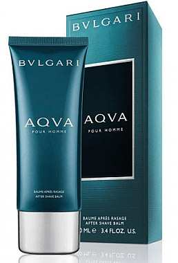 Bvlgari Aqva Pour Homme After Shave Balm - After Shave Balsam — Bild N2