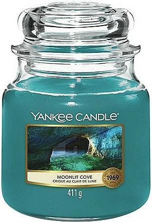 Duftkerze im Glas Moonlit Cove - Yankee Candle Moonlit Cove — Bild N2