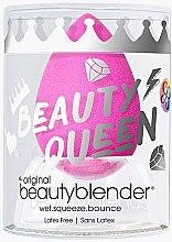 Düfte, Parfümerie und Kosmetik Make-up Schwamm mit Ständer - Beautyblender Original Beauty Queen