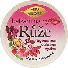 Düfte, Parfümerie und Kosmetik Lippenbalsam mit Vitamin E - Bione Cosmetics Rose Lip Balm