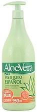 Düfte, Parfümerie und Kosmetik Feuchtigkeitsspendende Körperlotion mit Aloe Vera - Instituto Espaol Aloe Vera Body Milk Lotion