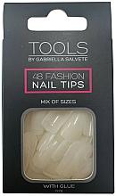 Düfte, Parfümerie und Kosmetik Künstliche Nägel - Gabriella Salvete Tools Nail Tips 48