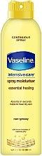 Düfte, Parfümerie und Kosmetik Feuchtigkeitsspendendes Körperspray - Vaseline Intensive Care Essential Healing Spray Moisturiser
