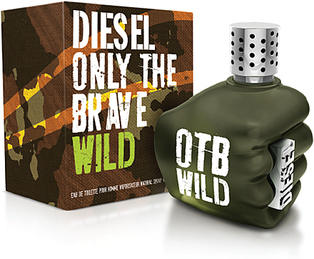 Diesel Only The Brave Wild Diesel - Eau de Toilette — Bild N1