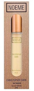 Christopher Dark Noeme - Eau de Parfum — Bild N1