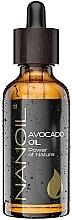 Düfte, Parfümerie und Kosmetik Avocadoöl für Gesicht, Körper und Haar - Nanoil Body Face and Hair Avocado Oil
