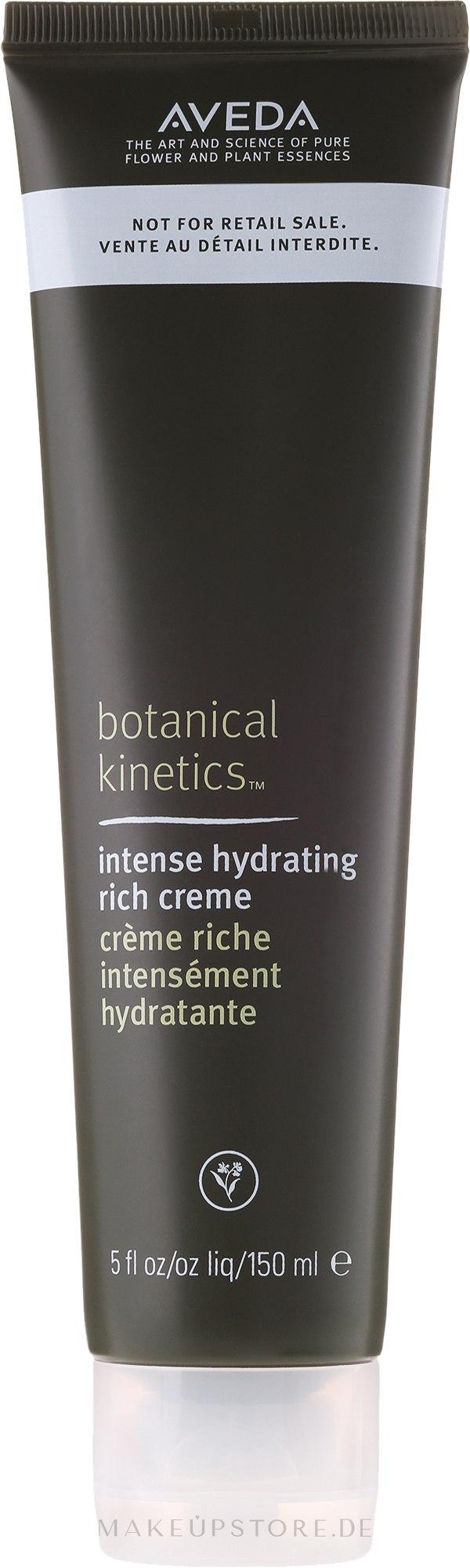 Intensiv feuchtigkeitsspendende Gesichtscreme - Aveda Botanical Kinetics Intense Hydrating Rich Cream — Bild 150 ml