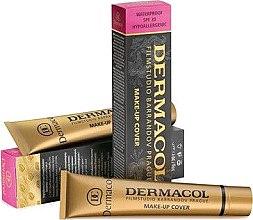 Düfte, Parfümerie und Kosmetik Deckendes hypoallergenes Make-up LSF 30 - Dermacol Make-Up Cover