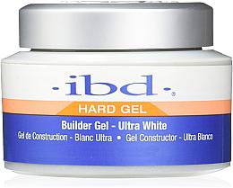 Düfte, Parfümerie und Kosmetik UV Aufbaugel ultra weiß - IBD Builder Gel Ultra White