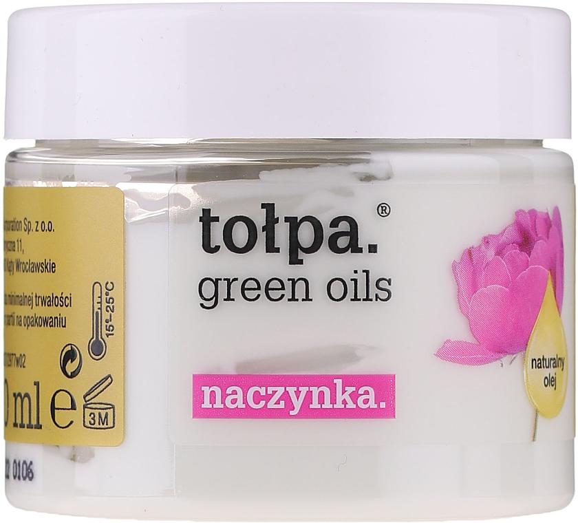 Stärkende Gesichtscreme gegen Couperose - Tolpa Green Oils Cream — Bild N2