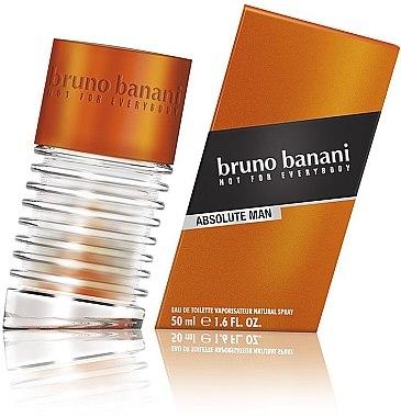 Bruno Banani Absolute Man - Eau de Toilette — Bild N1