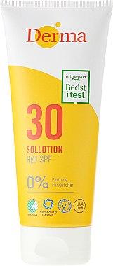 Sonnenschutz Lotion SPF 30 parfümfrei - Derma Sun Lotion SPF30 — Bild N1