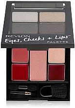 Düfte, Parfümerie und Kosmetik Make-up Palette - Revlon Eyes Cheeks + Lips Palette