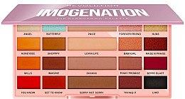 Düfte, Parfümerie und Kosmetik Lidschattenpalette - Makeup Revolution X Imogenation Eyeshadow Palette