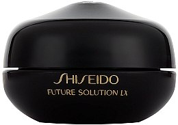 Regenerierende Augen- und Lippenkonturcreme - Shiseido Future Solution Lx Eye and Lip Contour Regenerating Cream — Bild N3