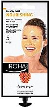 Düfte, Parfümerie und Kosmetik Gesichtsmaske - Iroha Nature Nourishing Honey Creamy Mask