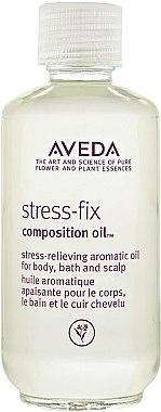 Pflegeöl für Bad, Körper und Kopfhaut mit ätherischen Ölen - Aveda Stress Fix Composition Oil — Bild N1
