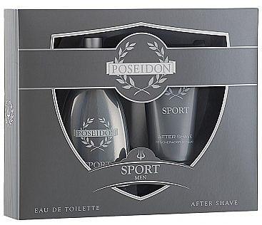 Instituto Espanol Poseidon Sport - Duftset ( Eau de Toilette/150ml + After Shave/150ml) — Bild N1