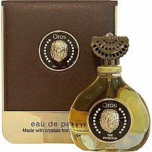 Düfte, Parfümerie und Kosmetik Armaf Oros the Inventor Brown - Eau de Parfum